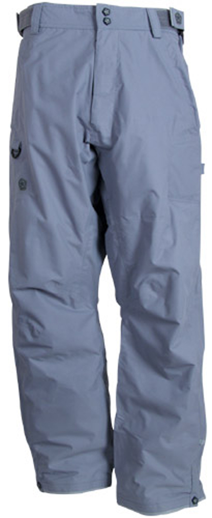 Ski The Sessions Power Grid Ski Pant is a twill Pant with ThermaGrid Fleece in the seat and knees, retractable pass pocket.Key Features of the Sessions Power Grid Snowboarding Pants  Shell: Entrant V Heavy Twill  Lining: Thermagrid fleece and Lite Mesh Lining  Outseam venting  Fleece in seat and knees  RECCO Avalanche Rescue System - $69.95