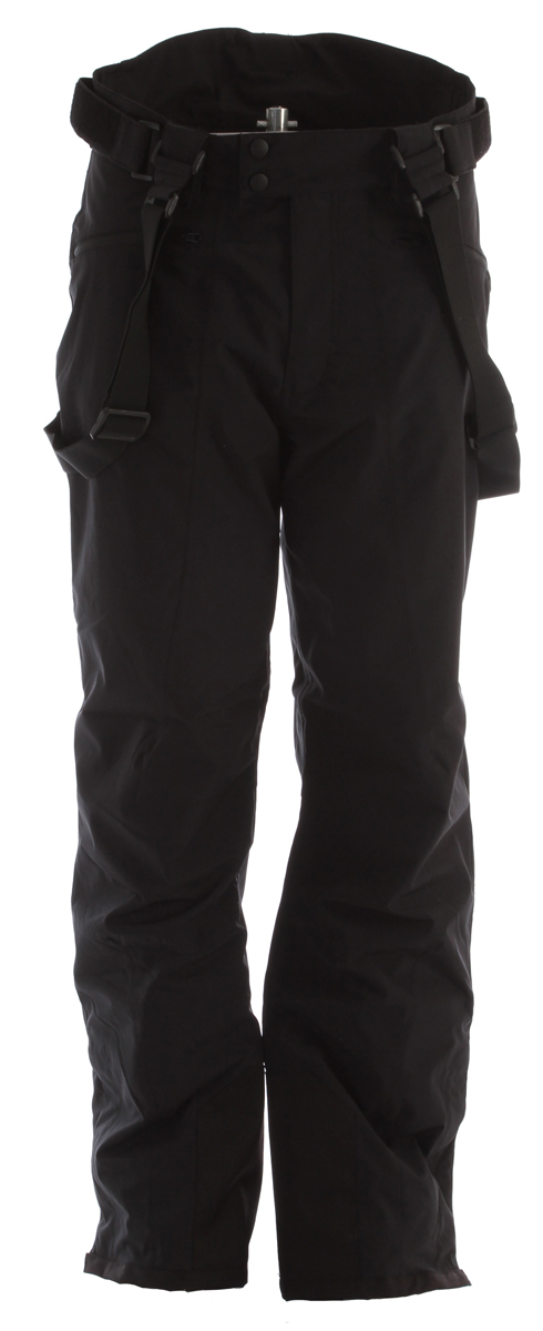 Ski Key Features of the Volkl Silver Laser Ski Pants: 10,000mm h20 waterproof 10,000mmg/m2/24hr Breathability 2 Way stretch Cpi-Insulation - $126.95