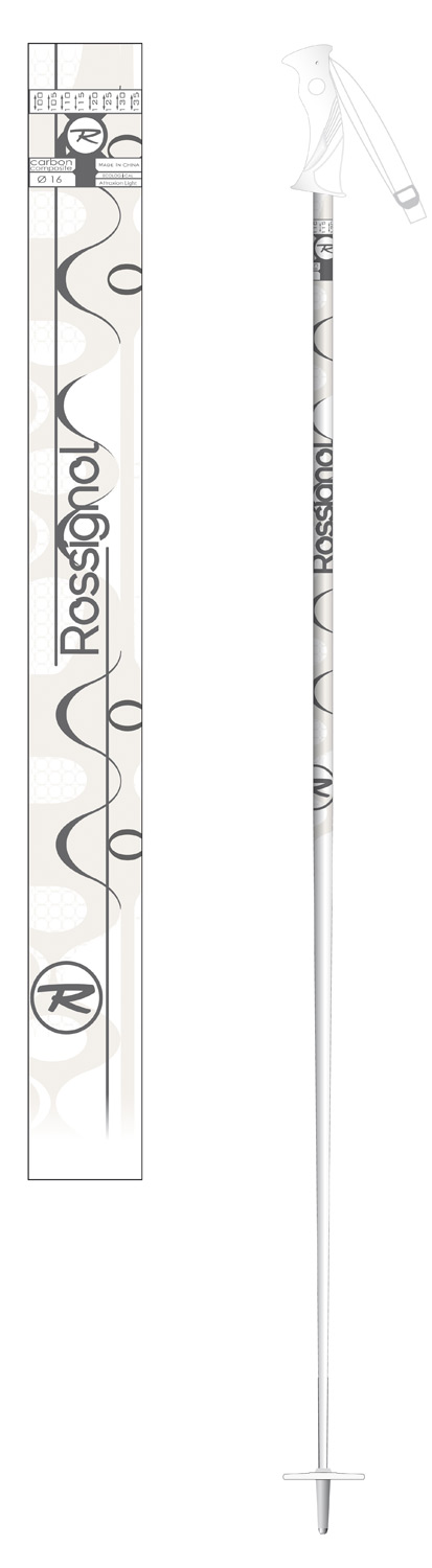 Ski Key Features of the Rossignol Attraxion Light Ski Poles: Shaft : 5086 Alloy Grip : Axium Basket : 70mm - $27.95