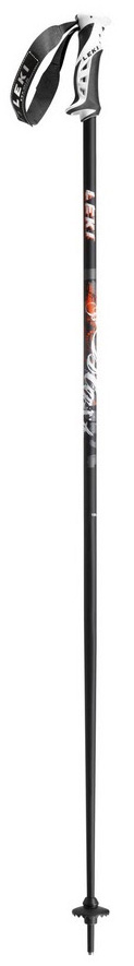 Ski Key Features of Leki Blast Ski Poles: Lightweight aluminum: 18mm, TSPA Safety SoftLSSMatte finish - $69.95