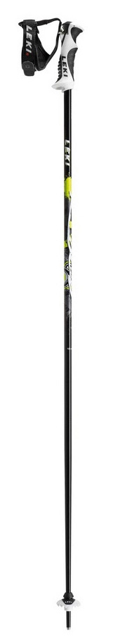 Ski Key Features of Leki Roc's S Ski Poles: Trigger SLightweight aluminum: 16mm, HTS 5.5Ice TipUltra sonic finish - $79.95