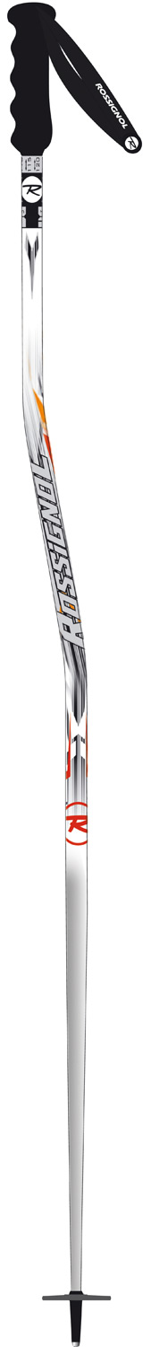 Ski The Pursuit 70 is an all-mountain pole with a durable, lightweight triangular aluminum race shaft and World Cup grip.Key Features of the Rossignol Pursuit 70 Ski Poles: Strap Velcro with Embroided Logo Basket DH Tip Steel Shaft Triangular Oversized Shaft - Diameter 18 mm Shaft - Type Zicral Grip World Cup - $48.95