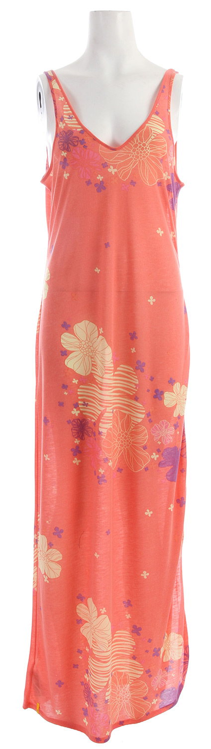 Entertainment Lole Sally Dress Floral Mosaique Sunset - $29.95