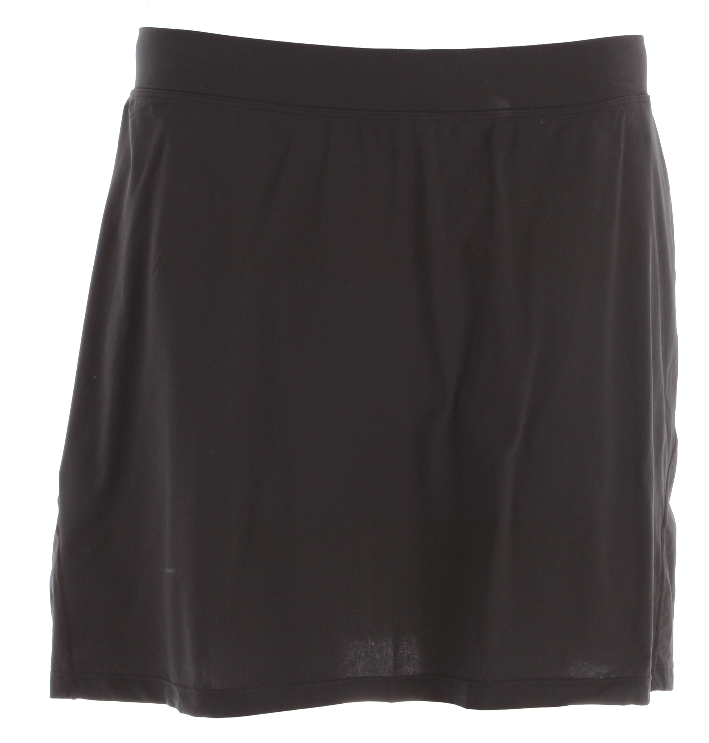 "The Womens Marmot Velox Skort Skirt is perfect for casual or athletic wear. It means that now, you can go straight from the gym to the party! You'll have no issues going for a swim and getting right out and have your BBQ dinner. The polygiene finish makes it dry super-fast and also eliminates odor so you don't smell like a hot mess. The small key pocket makes it handy to keep small valuables like locker keys and ID.  Light Weight, Breathable, Stretch Woven Performance Fabric    Polygiene Technology Finish which Gives Permanent Odor  Management    Ultraviolet Protection Factor (UPF  50    Abrasion Resistant Nylon    Interior Short has Inseam Gusset for Increased  Mobility    Interior Key Pocket    Flat-Locked Seams for Added Comfort    Reflective Logos    Skort Outseam: 15"" Short Inseam 4""    Weight  0lbs 4.8oz (136.1g     Materials  84% Nylon/16% Elastane Plain Weave 2.4 oz/yd / 80% Nylon/20% Elastane with Polygiene Technology 7.1 oz/yd      Fit  Athletic Fit - $40.95"