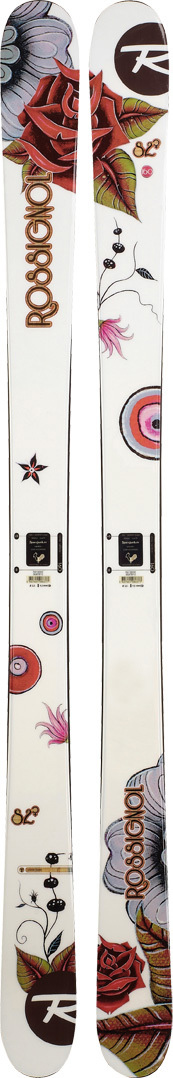 Ski The Women's S Series includes several well-known freeride skis for aggressive big mountain skiers, backcountry enthusiasts and all women who love skiing powder and trees. Based on the award-winning, S7 and S3, the women's versions provide amazing flotation and tracking, easy-steering and speed control along with effortless skiing on groomers. With some of the strongest sell-through of the year in 10-11 already, the S Series now benefits from the direct link to the unisex S Series. These skis appeal to every woman from hard-charger to aspiring powder enthusiast and will enhance any specialty retail assortment.* Sandwich Laminate construction: wood cores, vertical sidewalls, fiberglass, metal and high-tech laminates. Traditional sidewalls create direct edging pressure while core and laminates provide flex, power and stability * WRS - Weight Reduction System: Patented fiberglass design concentrated under foot with less density in tip and tail maximizes ski's durability and minimizes overall weight by 400gm * Power Turn Camber: 100% classic high camber underfoot delivers power, energy and edge grip for groomed run performance. Stores energy and provides explosive snap and boost * Extended Sidecut * Jib Tip * Structure: Sandwich * Core: Wood * Laminates: Fiberglass * Sidecut: 122/ 92/ 115 * Radius: 20m @ 170 * Size: 140, 150, 160, 170 * Recommended Binding (not included): Saphir 110 L - $268.95