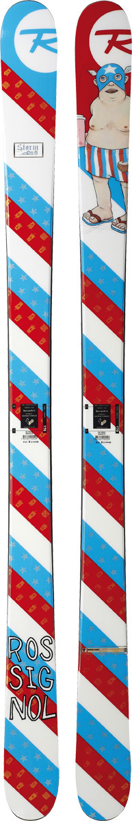 Ski Before hitting the slopes consider upgrading to a pair of Rossignol Storm Skis! These skis are all mountain and park meaning they'll take you from the rolling slopes to the pipes in the parks to do kicks and tricks! The Storm Skis feature a simple wooden core and a power turn chamber making it super flexible and ensuring the rider stays in complete control no matter where you're riding! Get a Rossignol and get in control of your skiing!  Power Turn Camber   Extended Sidecut   Jib Tip   Structure: Minicap   Wood Core   Fiberglass laminate   Freestyle/ Park & Pipe    Intermediate to Advanced Skill Level    Dimension: 122/92/115 (@180cm    Radius: 22.6m (@180cm - $249.95