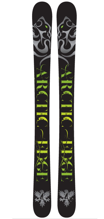 Ski Arctic Edge Tempo TT1 Camrock Skis perform as well in the park as they do outside of it. Take control of the mountain from top to bottom, carve the groomers, run a tree line, then duck into the park for some booters or rails. These skis give you all the performance you need. WAPOW!Key Features of the Arctic Edge Tempo TT1 Camrock Skis: Cap construction Wood core German made steel edges Full wraped metal edges Directional Taper CamRock Rocker Length (cm): 164, 170, 176 Effective Edge (cm): 140 (164), 146 (170), 152 (176) Running Length (cm): 109 (164), 114 (170), 120 (176) Tip/ Tail Width (cm): 118/ 110 (164), 119/ 111 (170), 120/ 112 (176) Waist Width (cm): 8.6 (164), 8.7 (170), 8.8 (176) Sidecut (m): 19.5 (164), 20.1 (170), 21.5 (176) Setback (cm): 5 (164), 6 (170), 7 (176) - $131.95