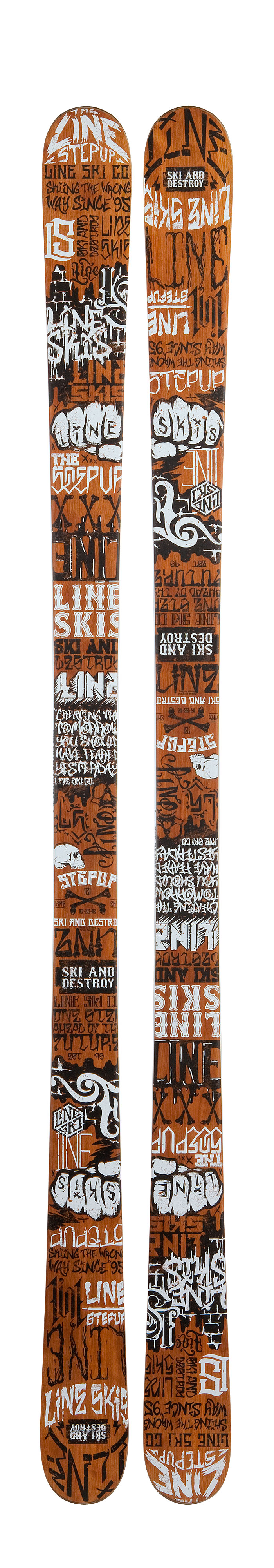 Ski Line Stepup Skis - $251.95