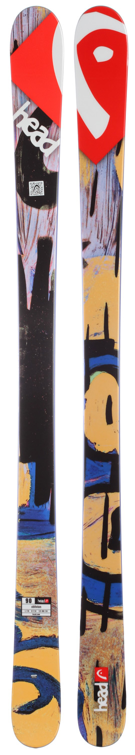 Ski Key Features of the Head Oblivion Skis: Sandwich twintip construction Highly transparent UHM base Tuffwall ISS - Independent Suspension System PNP Rocker Recommended Bindings (not included): Mojo 15 wide 97 Terrain: Park and pipe Lengths: 171/176/181 Dimensions: 132/90/119 @ length 181 Radius: 18.0 @ length 181 - $315.95