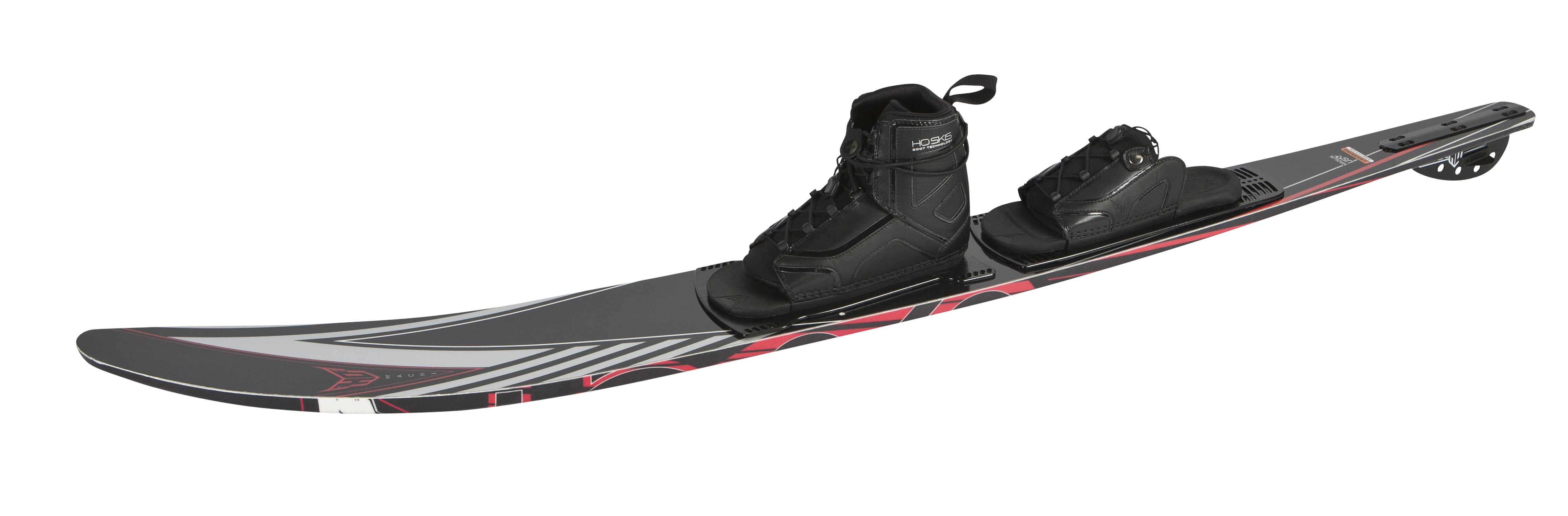 Ski Some things get better with ageKey Features of the HO Mach 1 Slalom Waterski 68 w/ Basis & Artp Boots: Tunnel Concave Design for Deep and Stable Ride 3-Stage Rocker for Balance and Speed Pin Tail Geometry for Turns Off the Tail Polyurethane Foam Core for Traditional Ski Feel T-Extrusion Fin Block Handmade in the USA - $399.99