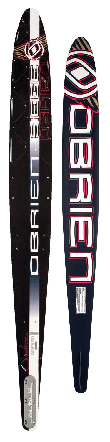 Ski The Siege is a streamlined ski designed for speed and stability. This is the same shape as the popular Sizxm 2.0! With a tunnel concave, edge changes are effortless and the ski turns on a dime. A softer flex and increased rocker make this ski feel stable right out of the box.Key Features of The O''Brien Siege Slalom Waterskis 69: Binding Fit: Prodigy, Sector, X9 Flex: Performance A.R.C Fin Smooth Transition From Edge to Edge Rocker Pattern Quick, Easy Edge Changes and Amazing Tracking Tunnel Concave A Small, Defined Bevel Means a Faster, Easier Turner Ski Bevels Key Features of The O''Brien Sector Waterski Bindings: Front Lace System for Easy Entry and Exit Built in Lateral Stiffeners Last Style Footwear Construction High Speed Drainage System Low Aggressive Stance - $331.95