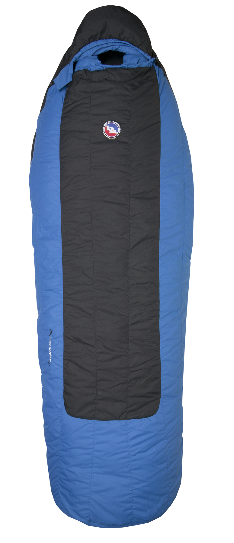 "Camp and Hike Key Features of the Big Agnes Lost Ranger 15 Regular Right Sleeping Bag: Rated to 15 degrees Integrated full pad sleeve. Never roll off your pad again Rectangular shape offers more room in foot box and shoulders Cotton storage sack & nylon stuff sack included Built in pillow pocket holds a fleece or Big Agnes pillow Interior fabric loops for sleeping bag liners 70"" YKK #8 zipper. Mate together our left and right zip bags with same size zipper No-draft collar seals around neck to keep cold air from sneaking in No-draft wedge insulates the connection between the bag and pad No-draft zipper tube insulates along the length of the zipper Shell fabric: Down proof, nylon microfiber rip-stop. WR surface treatment to repel water Lining: Soft and breathable, down proof nylon microfiber with stain resistant finish Pad sleeve fabric: Nylon rip-stop. WR surface treatment to repel water Flow Construction: Insotect Flow is a flow-optimized insulation system that delivers uniform heat distribution and natural body contouring through its revolutionary baffle design. Flow Construction eliminates lateral and vertical down shifting by using vertical chambers with Flow Gates to regulate fill positioning and density. Strategically placed Flow Gates minimize vertical down shifting while vertical chambers minimize lateral shifting. With continuous vertical Flow chambers in place of traditional side seams, Flow bags eliminate potential cold spots which can occur with side seams. Vertical baffles now flow with your body for more rapid and uniform body heat distribution. LEFT OR RIGHT ZIPPER? When you are in the bag, on your back, the right zip will be on your right side, left zip on your left side Pad Size 20""x72"" Fill Type 650 fill goose down Fill Weight 14.5oz Bag Weight 2lb 14oz Shoulder Girth 70"" Hip Girth 66"" Foot Girth 54"" Stuff Sack Size M-8""x17.5"" Compressed Bag Size 8""x7.5"" - $161.95"
