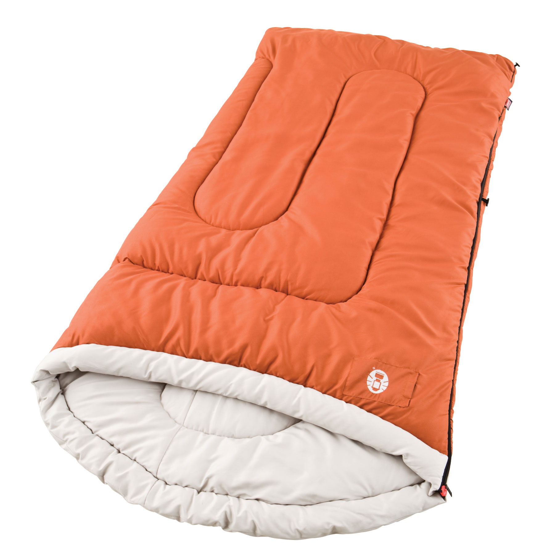 Camp and Hike Coleman Sabine Tall Cold Weather Sleeping Bag - $64.95