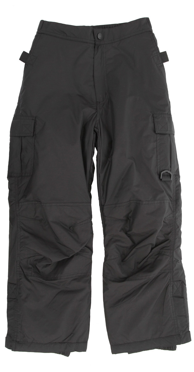 Snowboard Value & Durability in this Classic Rawik Board Dog Snowboard Pants.Key Features of the Rawik Board Dog Snowboard Pants: Fabric -100% Nylon Taslan w/ DWR Repellency Treatment Insulation - 100% Polyester, 80 Gram Poly Fill Double Cargo Pockets with Velcro Closoure Reinforced Knees and Seat Inside Snow Cuff - $39.95