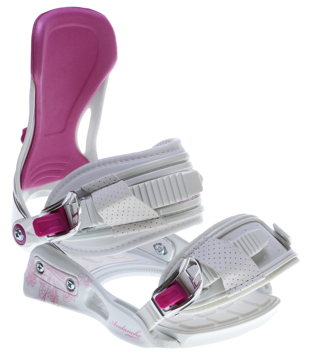 Snowboard Avalanche Serenity Snowboard Bindings - $59.95