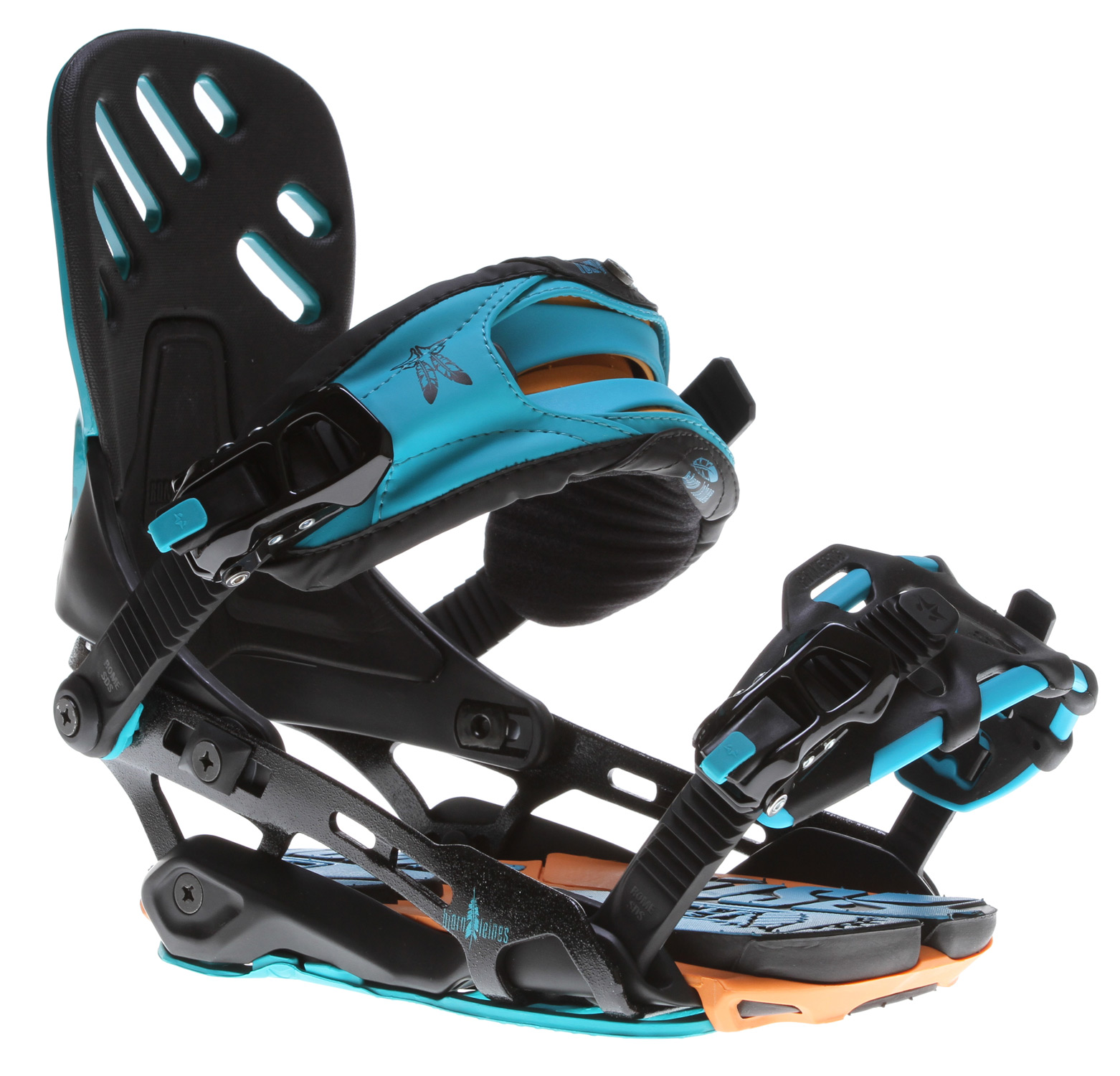 Snowboard Dial in your personal power & flex with complete customizationKey Features of the Rome Targa Snowboard Bindings: Tech-filled innovation Power driven from heel-to-toe Takes heavy hits with comfort under your feet Most customization in any binding made Yes, i cant system: canting gives you more comfort for wide stances and more power over your nose and tail  go with 2 degree or 3.5 degree of canting, or run 0 degree if you want to go traditional The choice is yours. Pf adjust ankle strap: ultimate customization with three different eva inserts: supportive, very supportive, and ultra supportive  Conformgrip toe strap: overmolded tpu grips the toe of your boot while conforming seamlessly to all models on the market. Contour ankle strap V-rod baseplate Underwrap.3 heel hoop Targa highback Subbase v-pad Rome customization foundation Rome quicktech foundation - $289.99