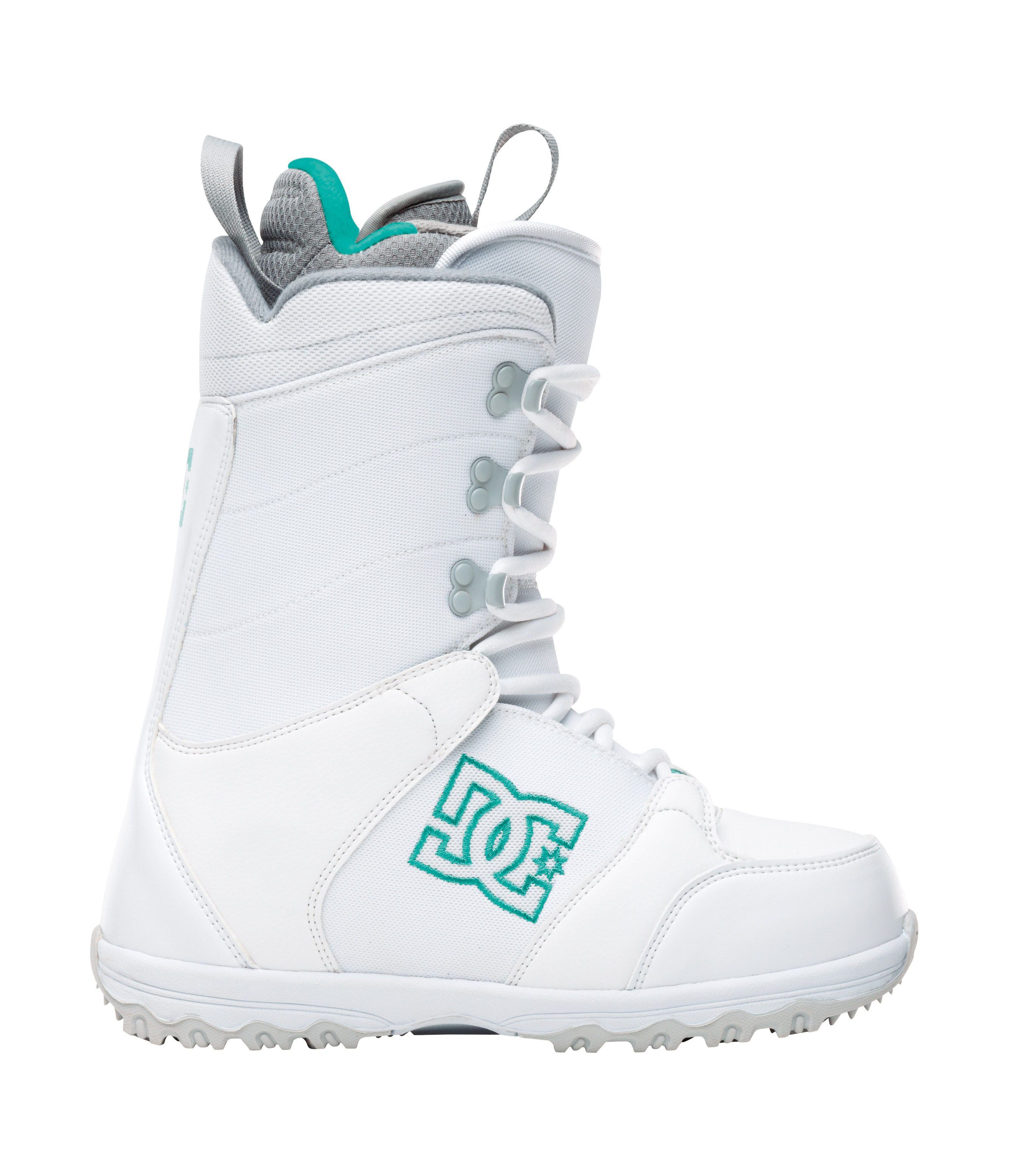 Snowboard Snowboarding is all about fun, getting out there with your friends and pushing each other. The drop in EVA midsole will provide cushy comfort and the low profile outsole will give you board control that will make your girlfriends jealous!Key Features of the DC Phase Snowboard Boots: LOW profile Command liner Flex rating: 5 - $90.95