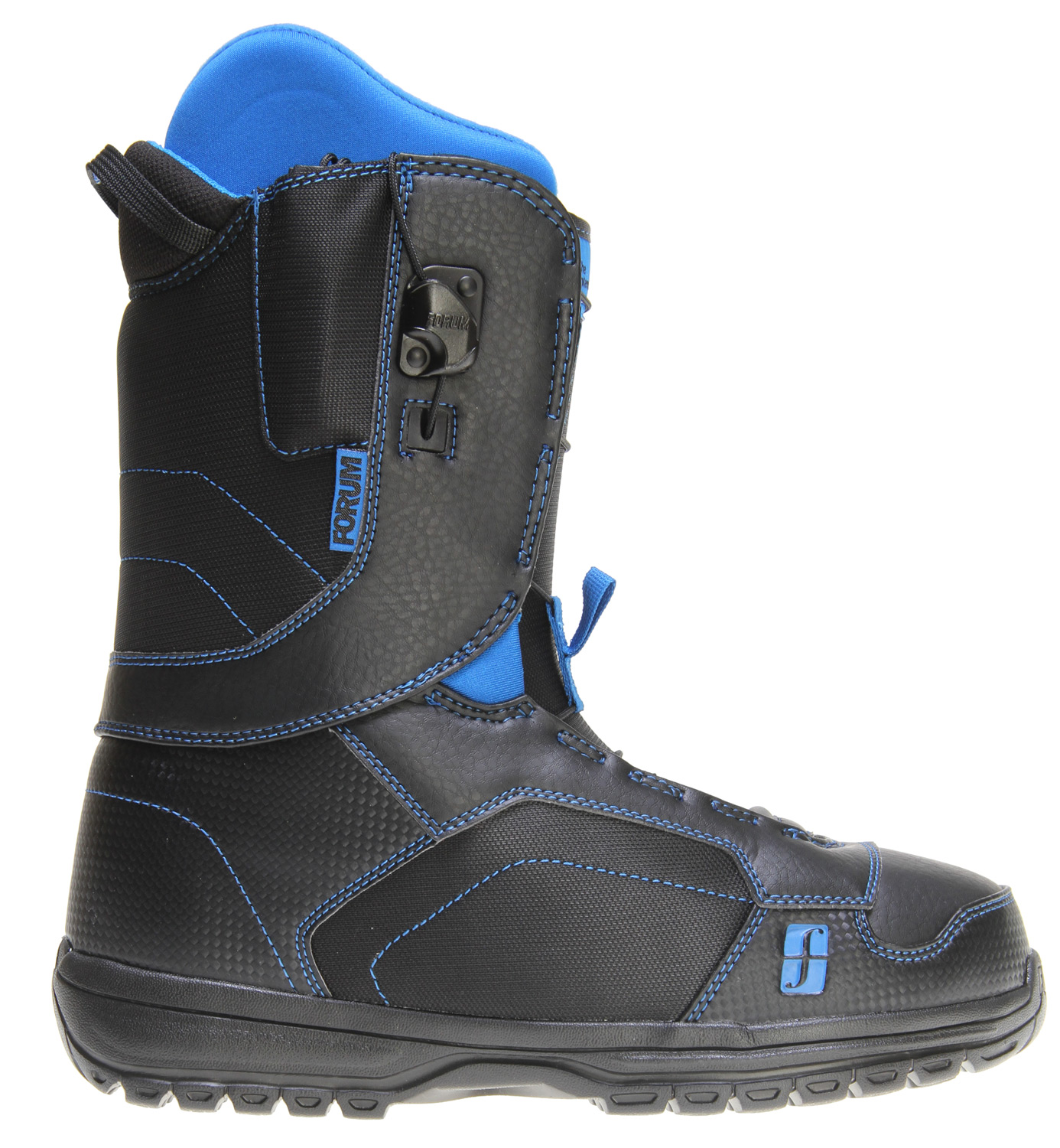 Snowboard Make it Happen Other brands would offer this boot for nearly double the price with half the features. It's not only the lightest park boot with Speed Zone lacing, but it also comes packed with comfort, from the Integrated liner and the Origin injected outsole. Constructed with Forever Fit, the Antenna will maintain its comfortable fit all season long, park lap after lap. The Antenna's got you dialed in this winter. Key Features of the Forum Antenna Snowboard Boots: Liner: Integrated Comfort and Grip: Origin injected outsole Footbed: Level 1 Lacing: Speed Zone Additional Forever Fit construction Flex: 3 - $90.95