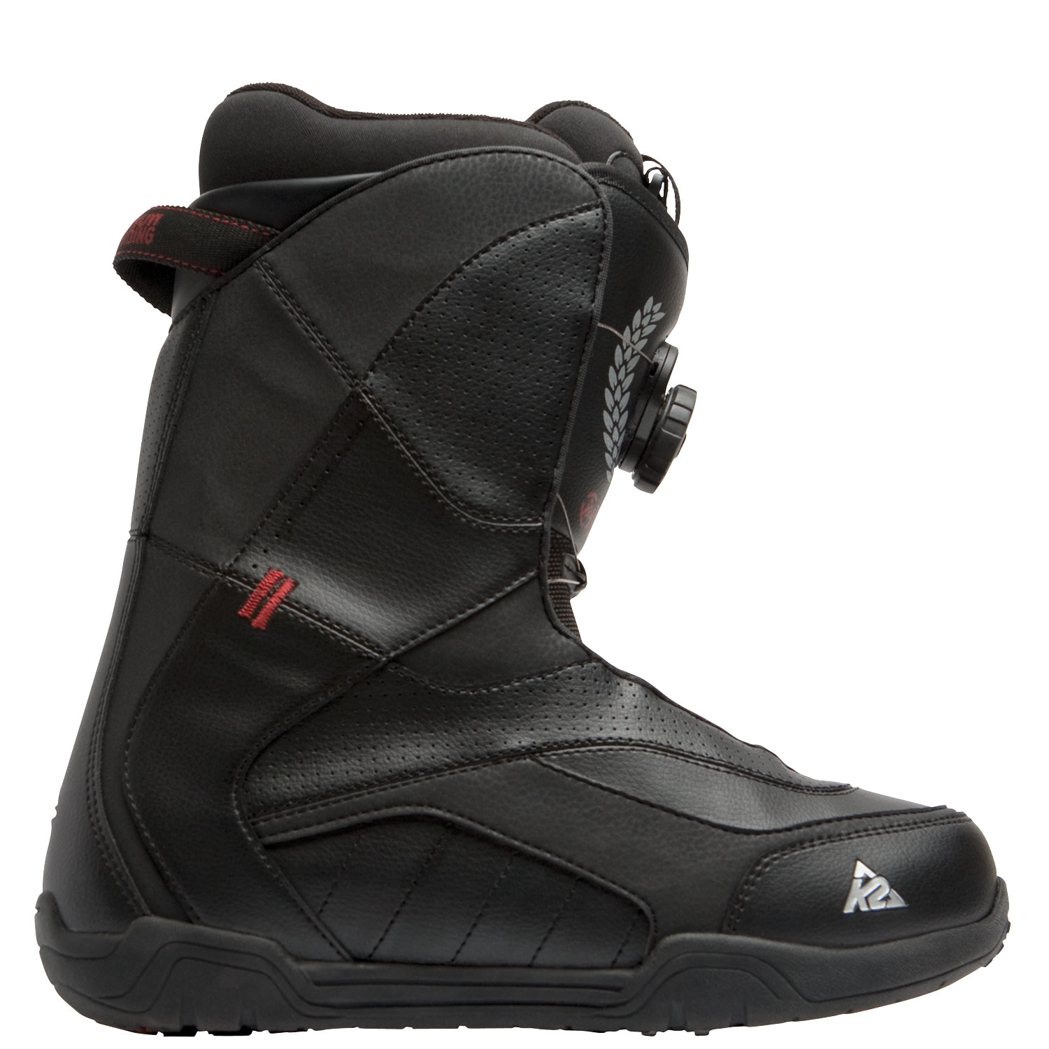 Snowboard The Transit rider boots from K2 does it all in style. Combining trickled down tech and Boa lacing ease, the Transit Boa kills it on the performance scale without breaking the bank. Offering Maximum technology to both beginners and advanced refers, the Transit Boa is fast, and comfortable and ready to take your riding to the next level. A full synthetic upper liner makes for a responsive and comfortable whether they are fresh from the box or on their third season. The Fast-in single pull liner entry system takes it to even higher levels of ease and great-fit performance. Key Features of the K2 Transit BOA Snowboard Boots:  Liner: Intuition Comfort Foam 3D Thermo-form Ultralon liner, Aegis Anti Microbial  Liner Fit: Internal J Bars  Liner Lacing: Fast-In Single Pull System  Footbed: EVA Insole  Sole: NEW! Low-Pro Cupsole  Shell Lacing: BOA H2 Standard System - $101.95