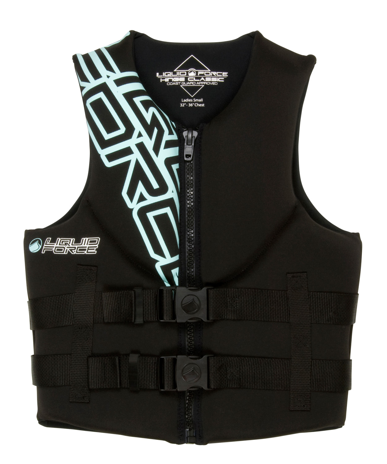 Wake This junior hinge series vest has been extended to the rippers that deserve it the most. Segmented and beveled PVC foam sections allow smaller bodies to reach a new range of motion. There is no doubt that your grom will be stoked that he can now float AND move in this premium CGA vest.Key Features of the Liquid Force Hinge Classic CGA Wakeboard Vest: US Coast Guard Approved: Maximum flotation and safe Segmented Beveled Foam: Rounded independent sections of foam that pivot to offer total mobility Oversized Arm Holes: Extra space and comfort for added mobility Heavy Duty Zipper: Secure, solid hold Hidden Straps: Clean and simple Junior Cut: Styled shorter to move with junior kids - $59.99
