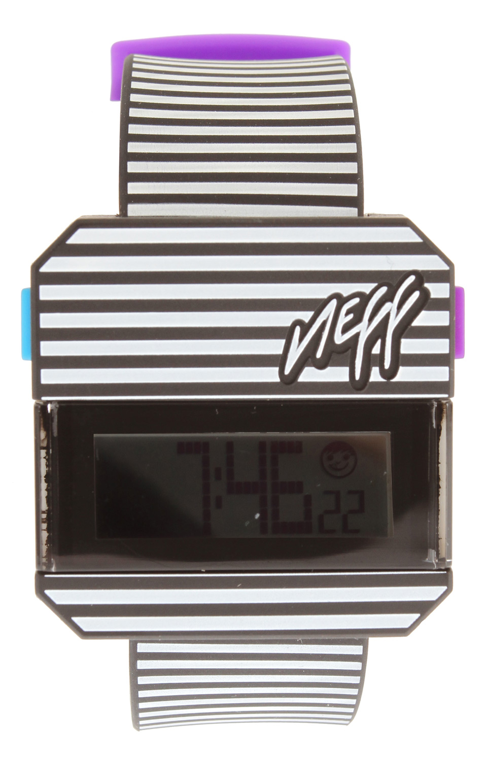 Skateboard Neff Digi Watch Stripe - $19.95