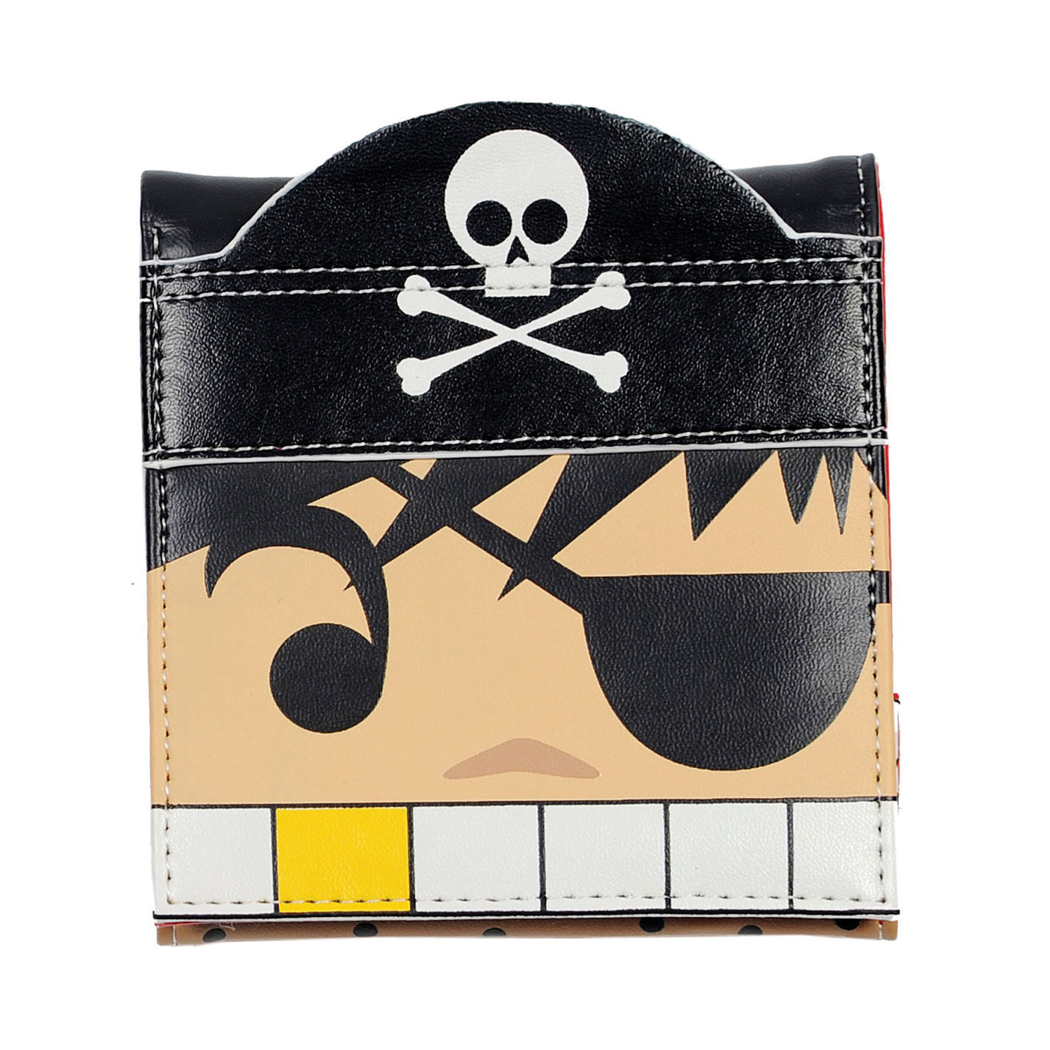 Entertainment Key Features of the Neff Gold Toof Wallet: 100% Pu - $23.95