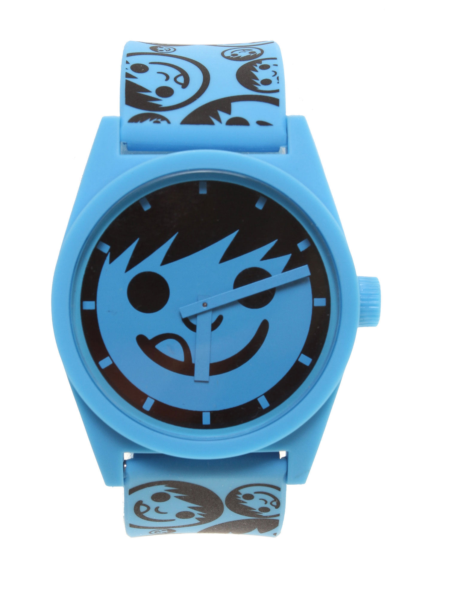 Skateboard Neff Daily Sucker Watch Cyan S-Band - $20.95
