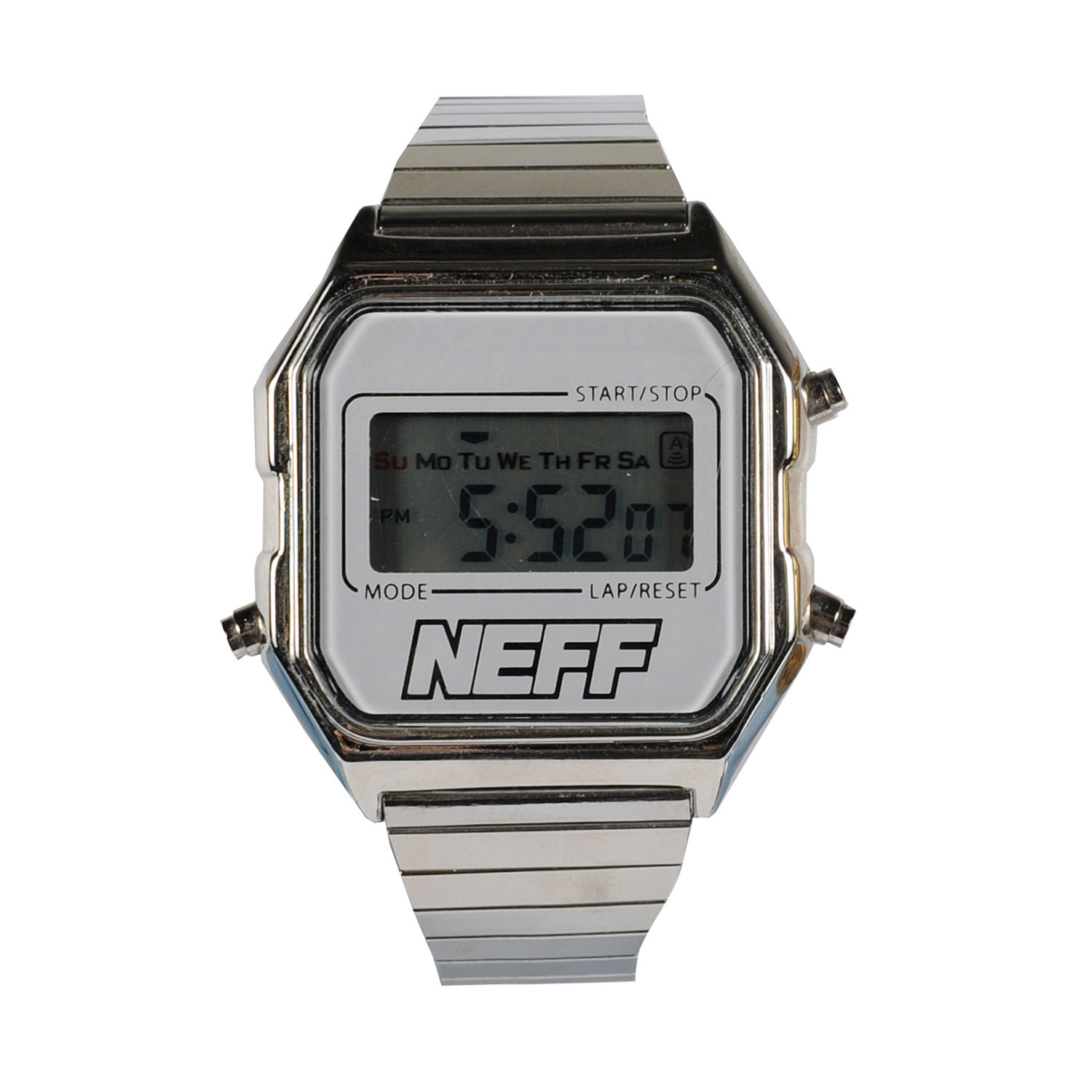 Skateboard Neff Lux Watch Silver - $20.95