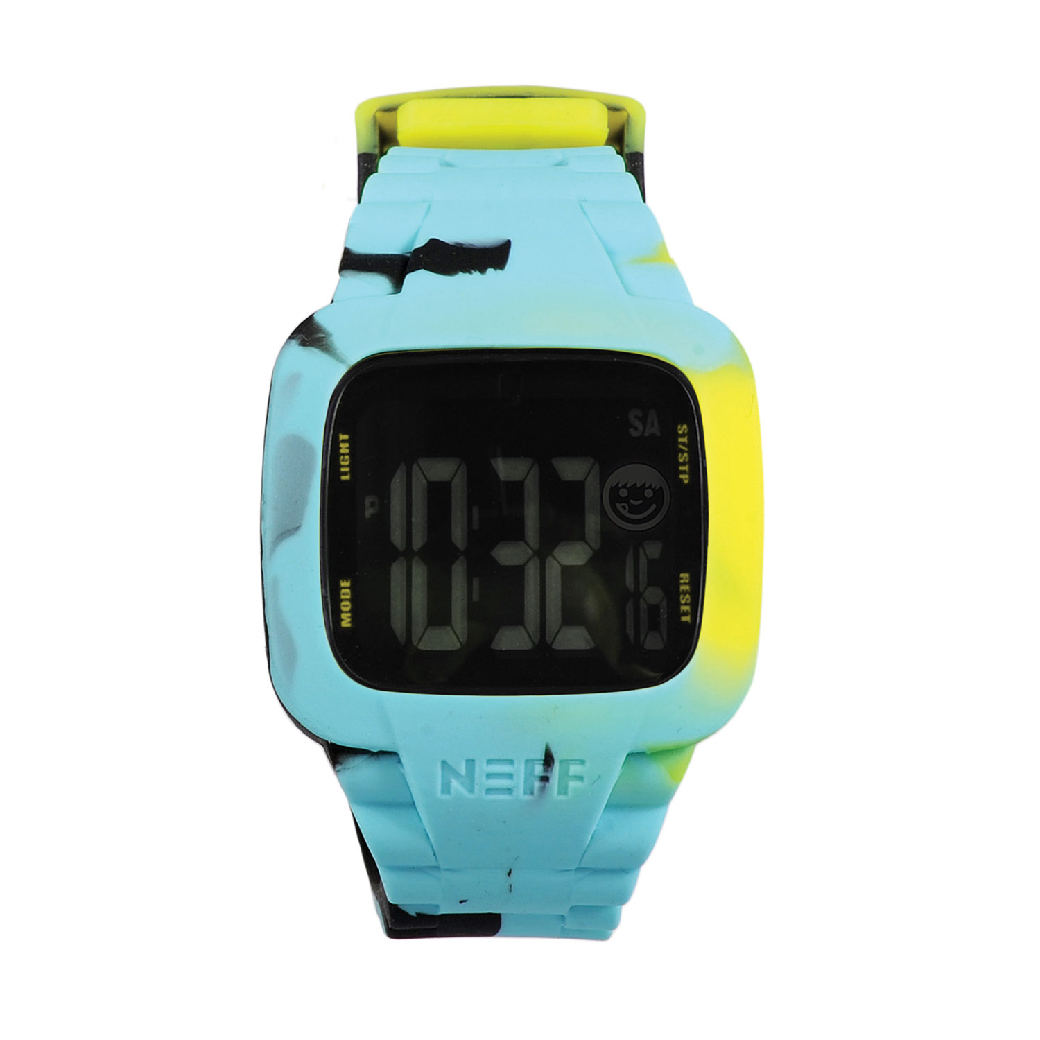 Skateboard Neff Steve Watch Tennis Camo - $29.95