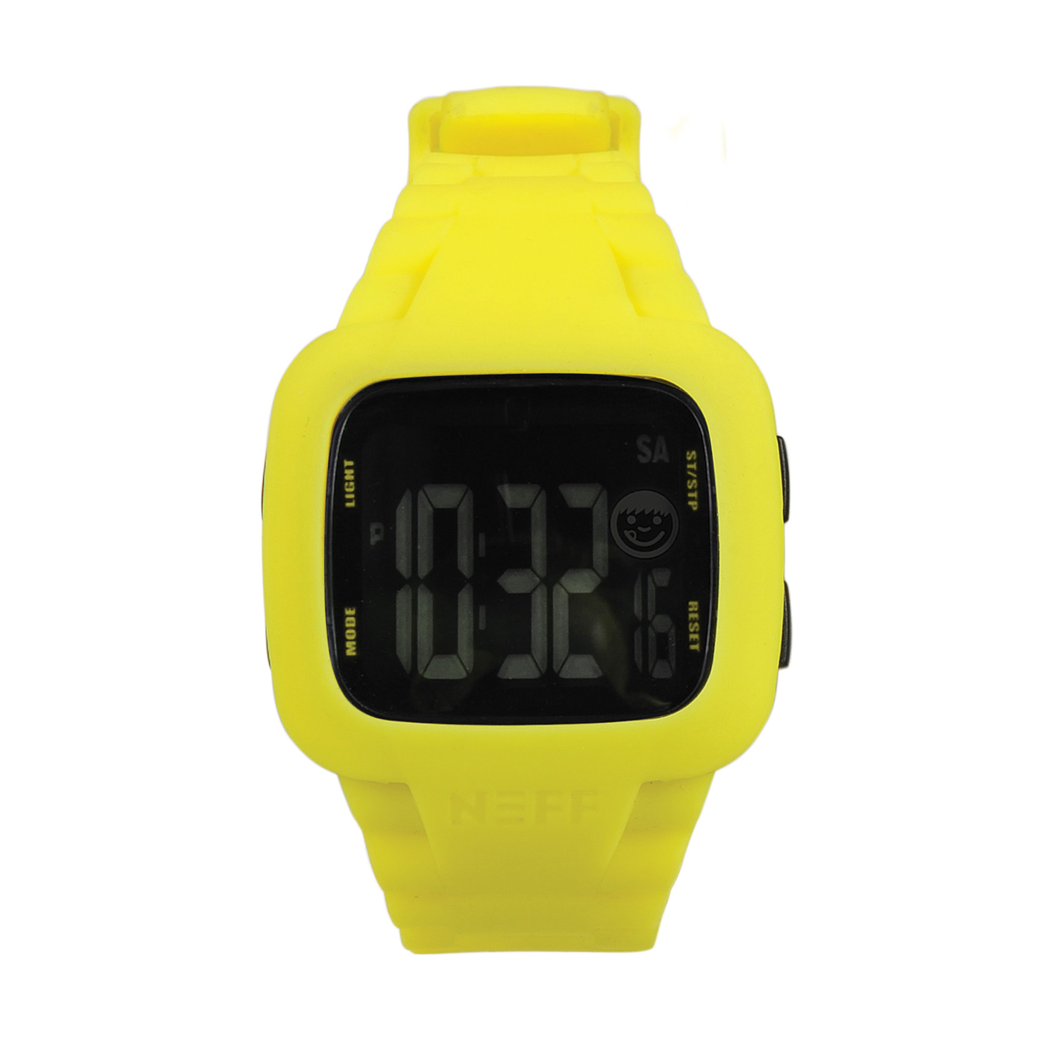 Skateboard Neff Steve Watch Yellow - $29.95