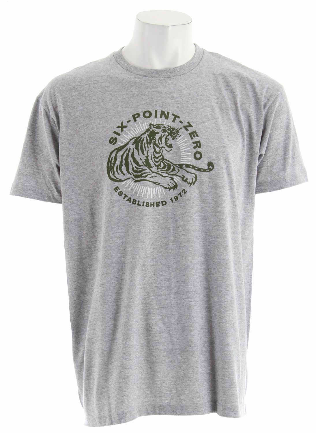 Skateboard Key Features of The Nike Monte Premium T-Shirt: Premium T-Shirt Crew Neck Short Sleeve - $17.95