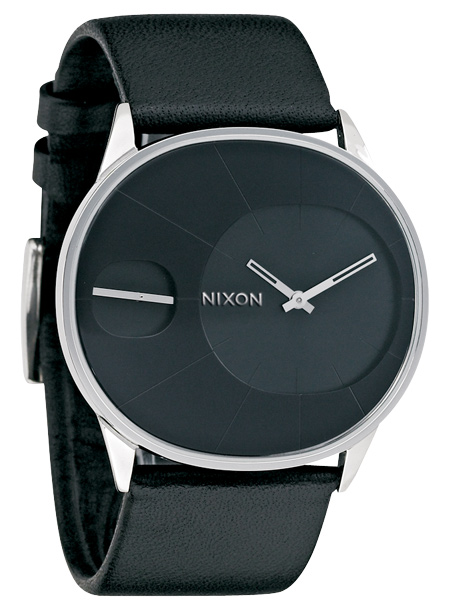 Key Features of the Nixon Rayna Watch: Movement: 2 Japanese Movements With Seconds Subdial Case: Custom 30 Meter Stainless Steel With Hardened Mineral Crystal Band: Imported Leather. - $71.95