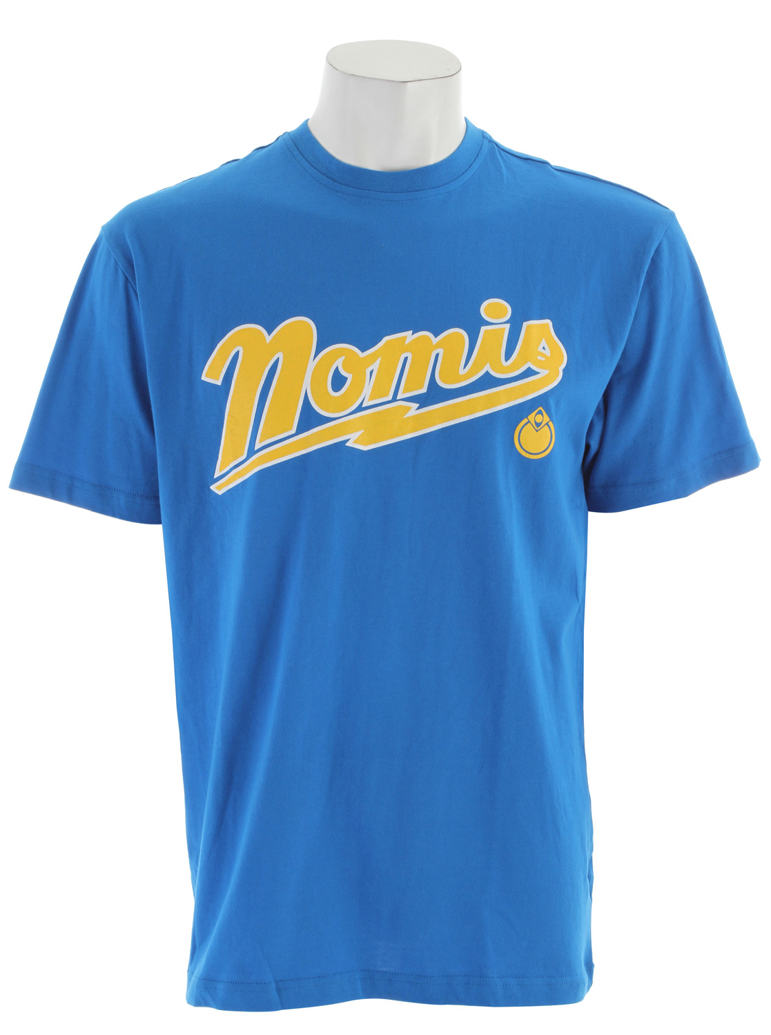 Key Features of The Nomis Bolts T-Shirt: Regular Fit Crew Neck Short Sleeve 100% Cotton - $21.95
