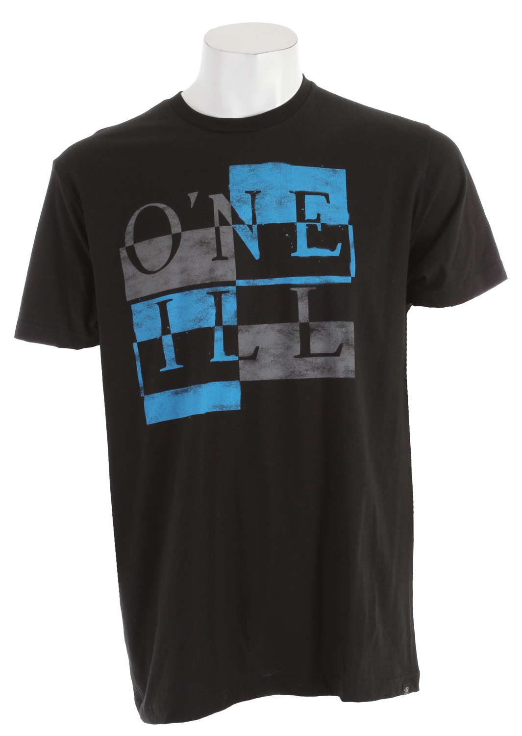 Surf Key Features of The O'Neill Amped T-Shirt: Slim Fit Crew Neck Short Sleeve 100% ringspun cotton - $21.95