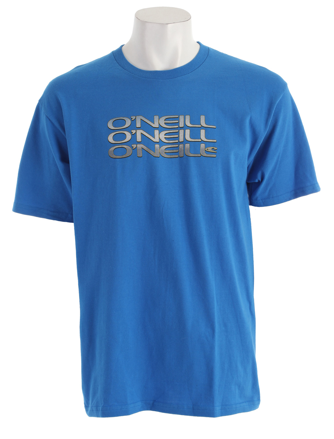 Surf Key Features of The O'Neill Cache T-Shirt: Slim Fit Crew Neck Short Sleeve 100% ringspun cotton - $19.95