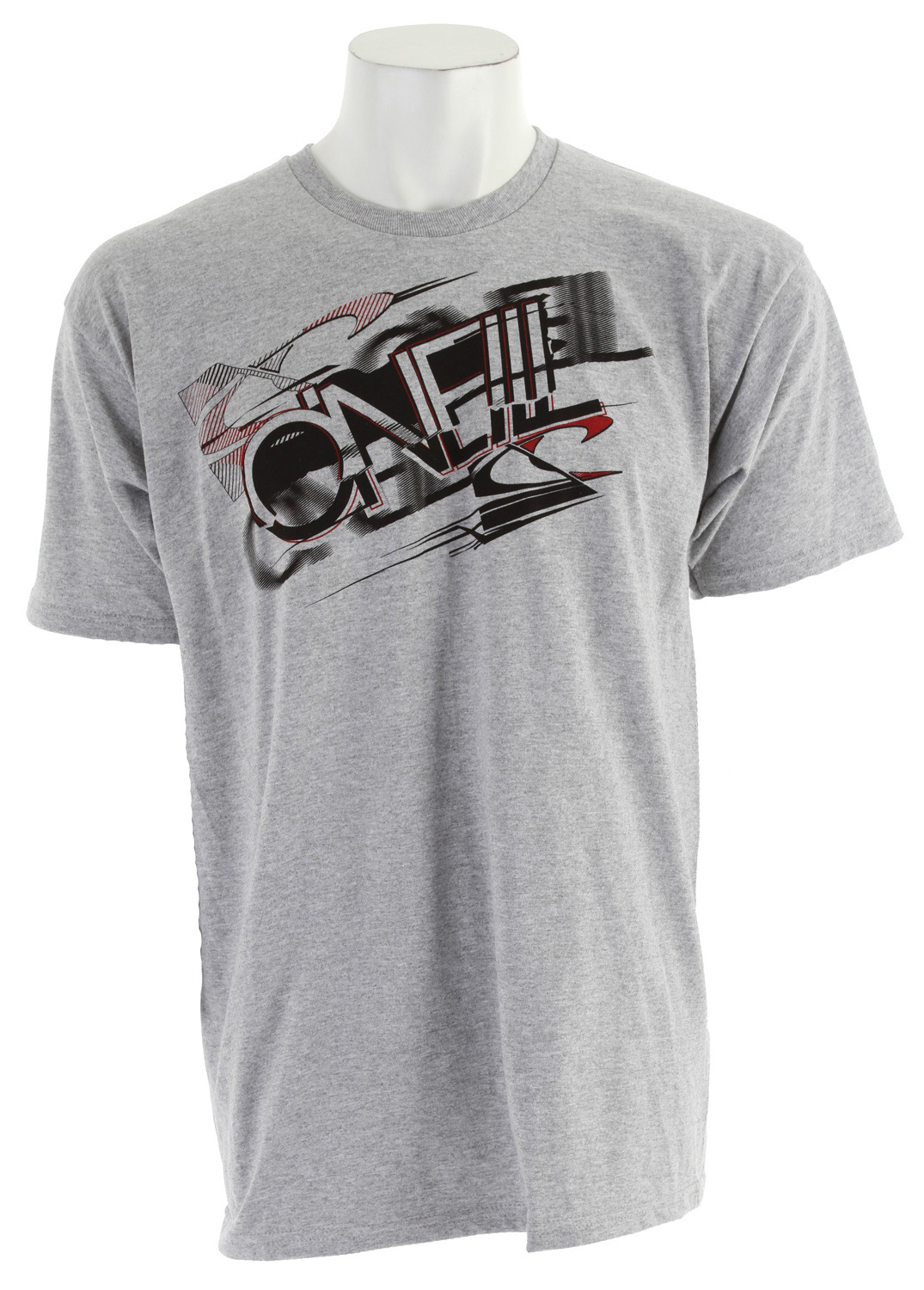 Surf Key Features of The O'Neill Smooth T-Shirt: Slim Fit Crew Neck Short Sleeve 100% ringspun cotton - $19.95