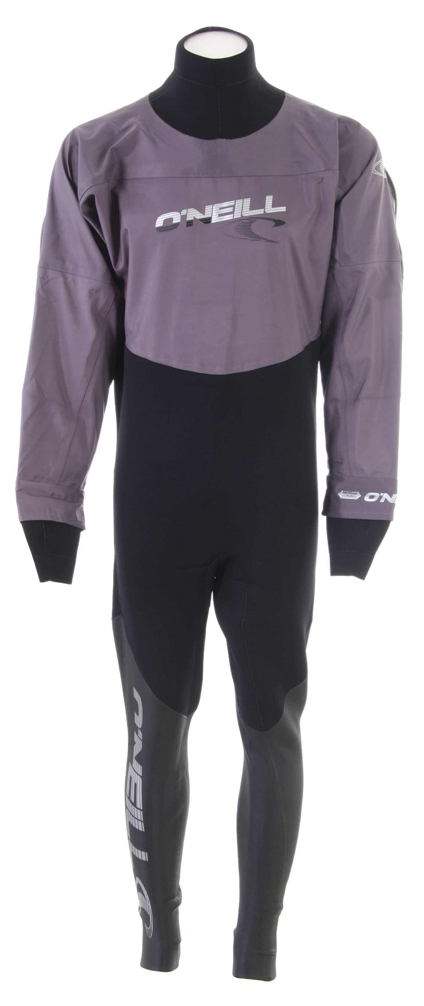 Surf The O'Neill Assault Hybrid Drysuit is designed with a baggy upper fit for additional layering, so you stay warm and dry. Streamline lower body fit delivers terrific performance. Also features waterproof horizontal back zipper, chafe-free smooth skin dry seals, and removable leg cinches. - $399.95