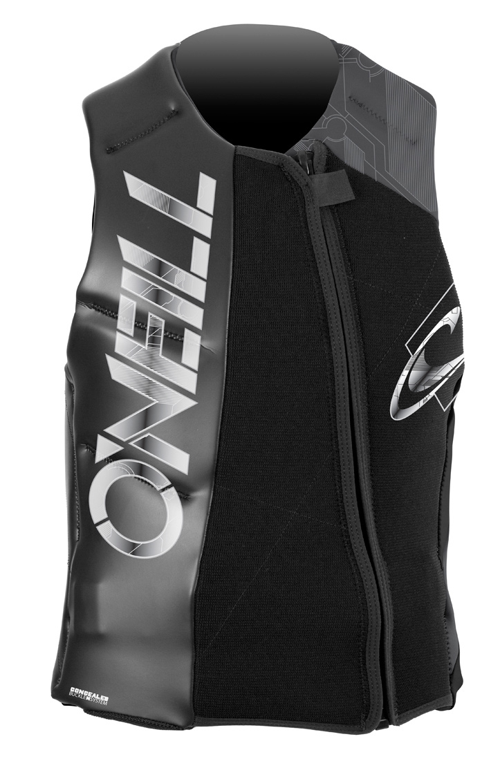 Wake O'Neill vests are developed and tested by the best athletes in the water. The O'Neill Revenge Comp Vest defies convention, sets a new industry standard, and leads the way for those who can only follow. Key Features of the O'Neill Revenge Comp Wakeboard Vest: Segmented Foam Core Anatomical Flex Points Concealed Belt System Fluid Flex Neoprene Integrated Lumbar Support Mesh for Drainage - $108.95