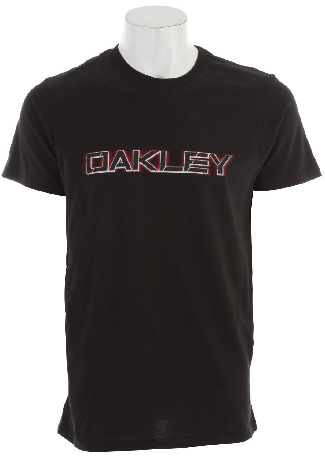 Key Features of the Oakley Unleash The Beast T-Shirt: Front and back screen print 100% Cotton - $13.95