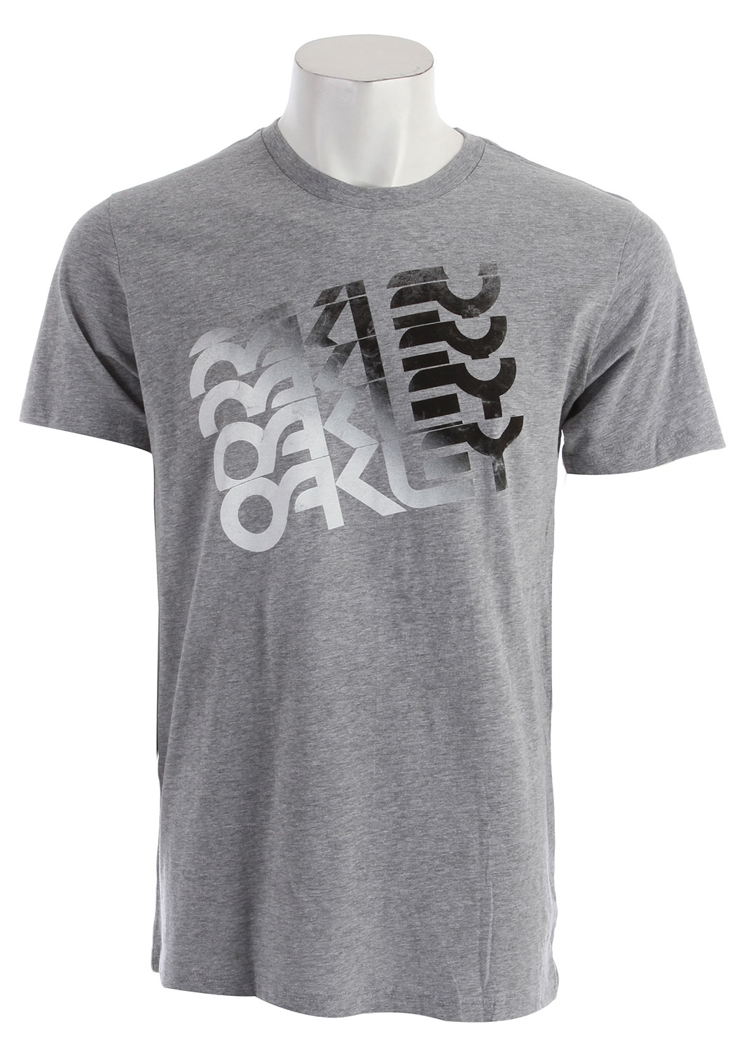 Via repeat color print, the cotton Quad Factory Tee pops on the beach and street to put the mark of elite amphibious lifestyle front and center.Key Features of the Oakley Quad Factory T-Shirt: 100% cotton T-shirt Print on front Fit: Regular - $20.00