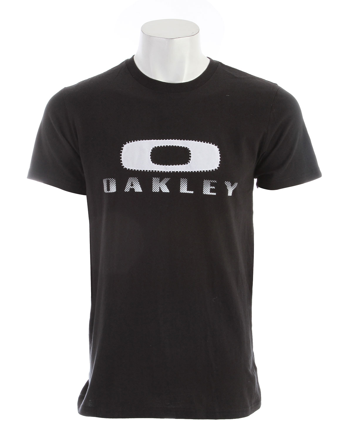 Tee with front screen printKey Features of the Oakley Griffin's Nest T-Shirt: Regular 100% cotton - $20.00