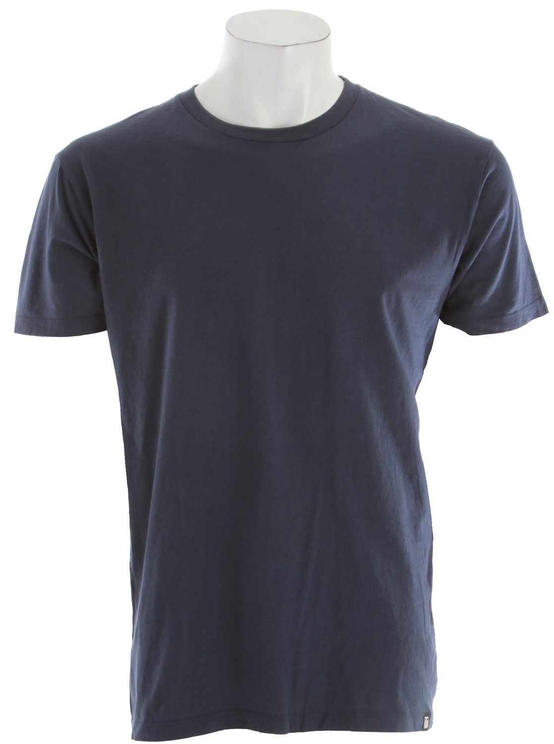 Key Features of The Obey Thrift Blanks T-Shirt:  Slim Fit  Crew Neck  Short Sleeve  Extra lightweight, with inset crew neck  100% cotton - $10.95