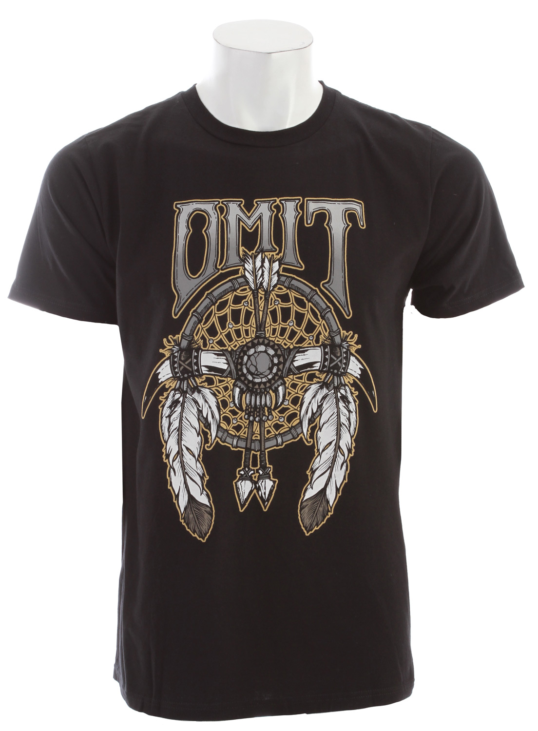 Find your inner soul with the new Omit Catch The Dream Shirt. - $12.95