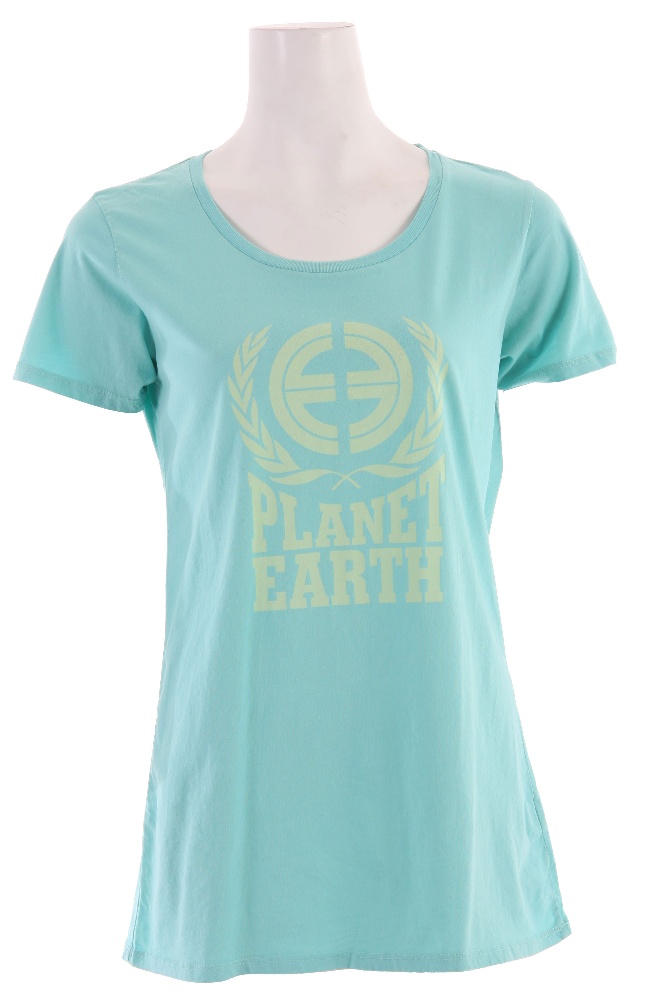 Key Features of The Planet Earth Baker S/S T-Shirt: Regular Fit Crew Neck Short Sleeve Renewable or recycled materials in every piece - $13.95