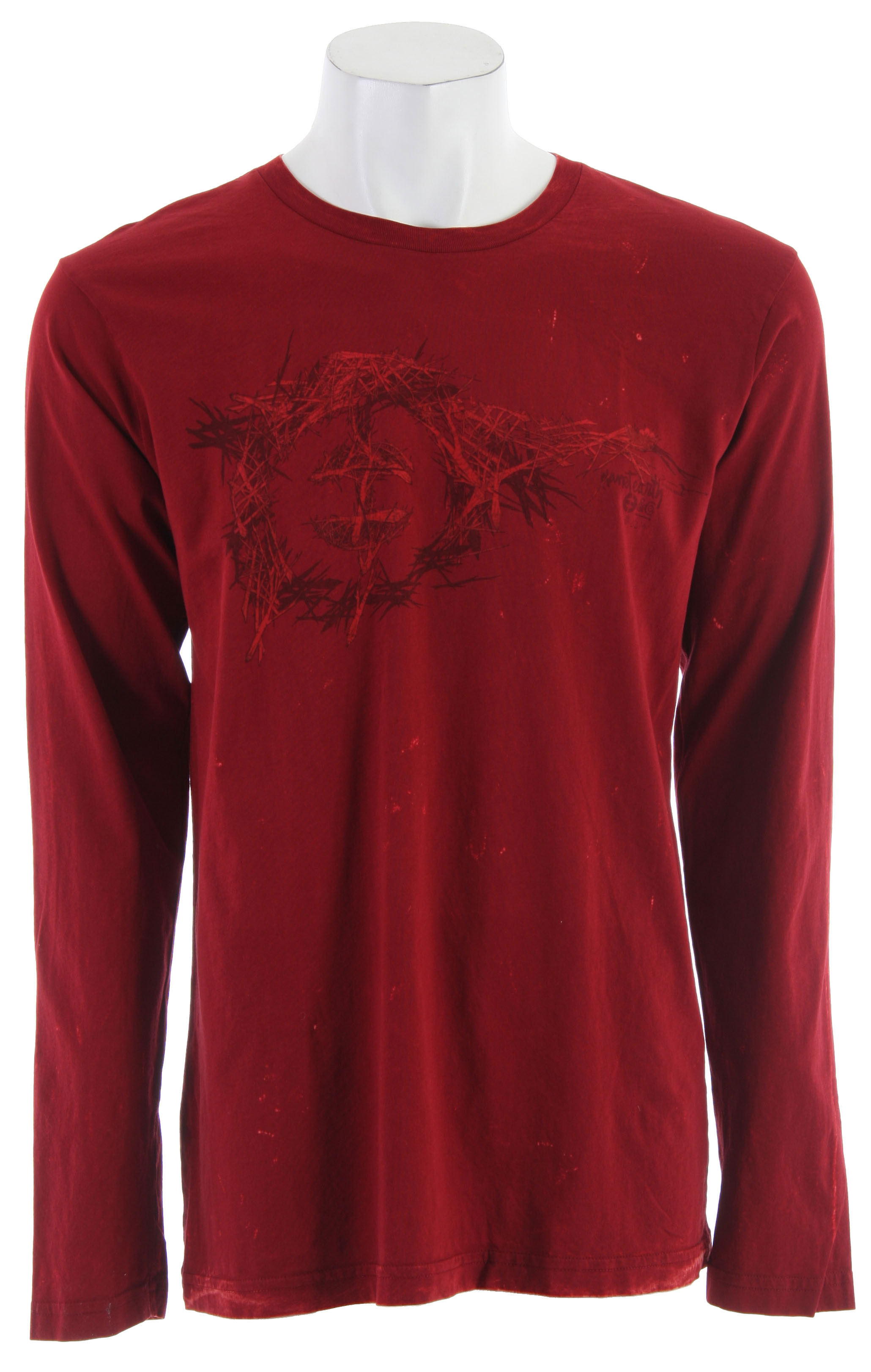 Key Features of The Planet Earth Muscat L/S T-Shirt: Regular Fit Crew Neck Long Sleeve Renewable or recycled materials in every piece - $9.95