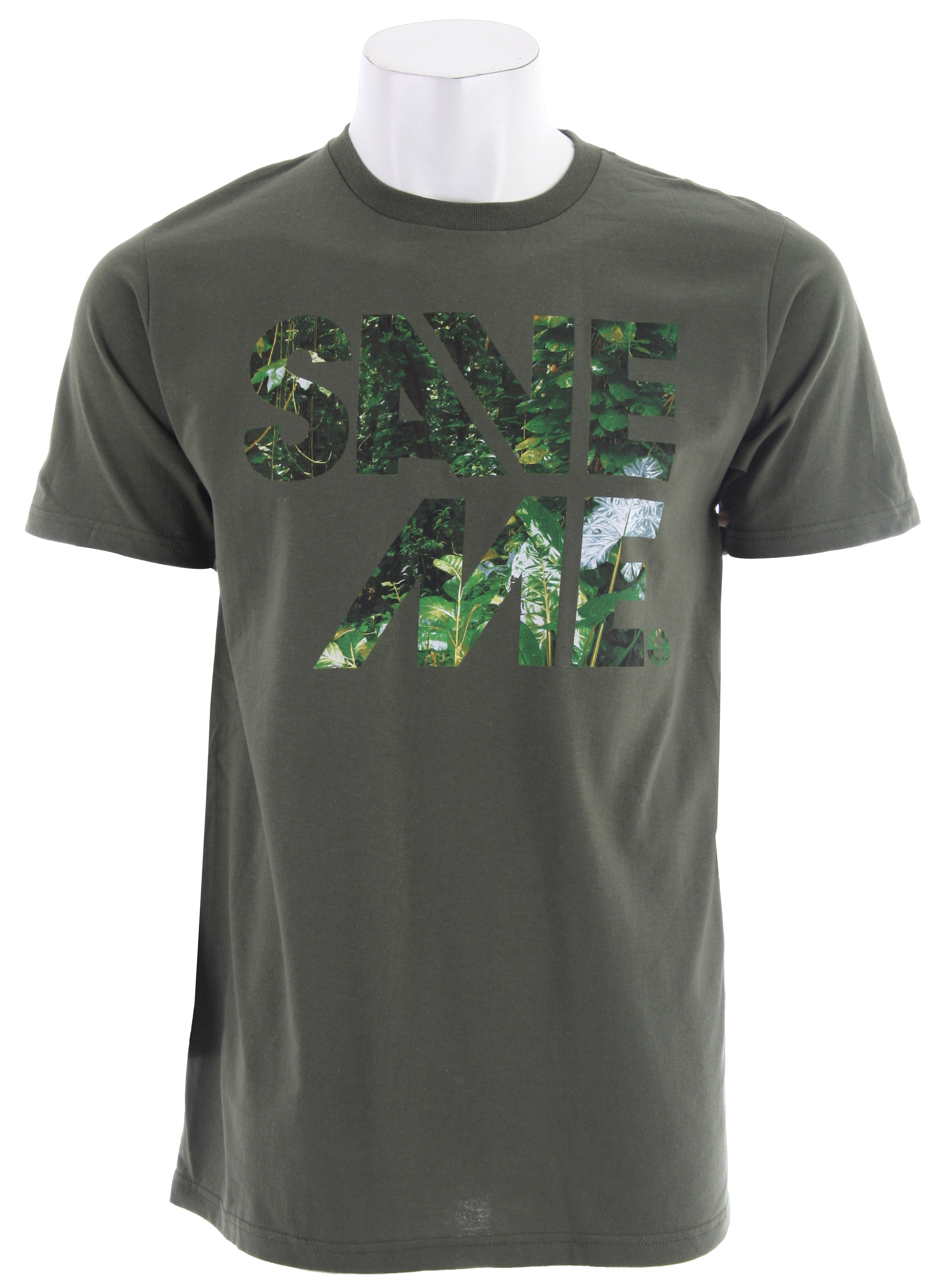 5 oz 100% organic cottonKey Features of The Planet Earth Callahan S/S T-Shirt: Regular Fit Crew Neck Short Sleeve - $7.95