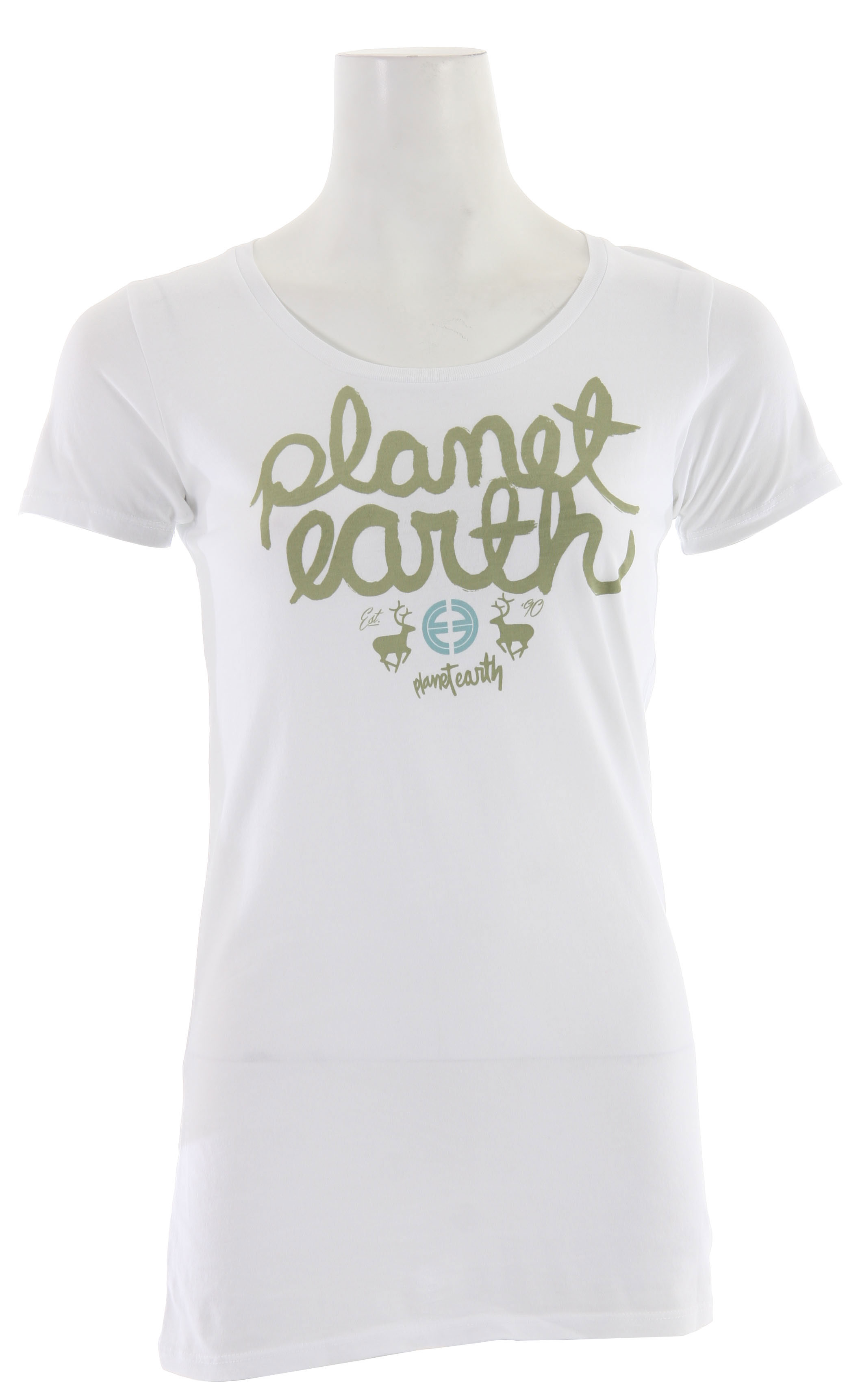 Planet Earth Cooper S/S T-Shirt - $7.95