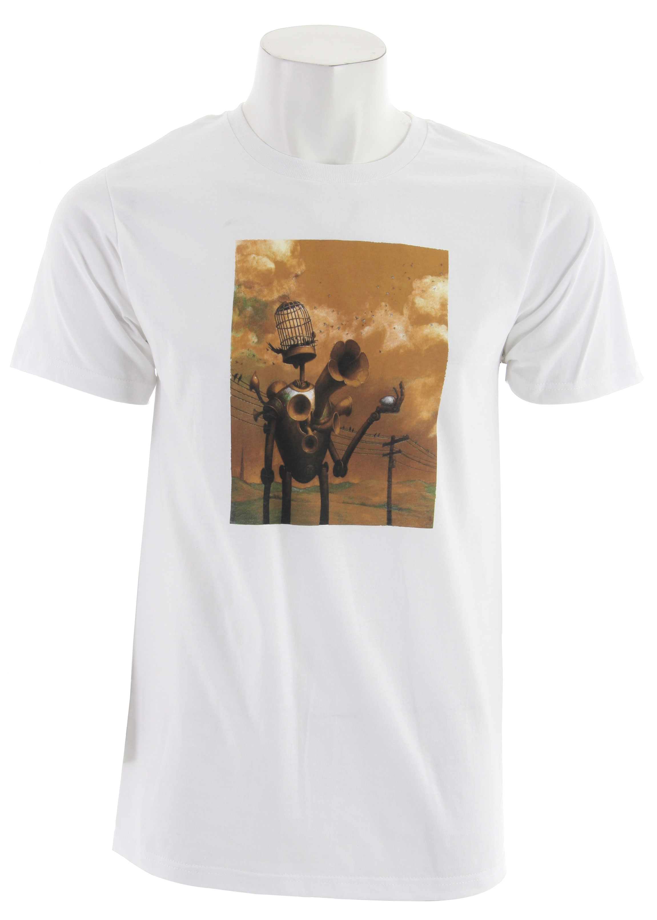 Planet Earth Artist T-Shirt - $11.75
