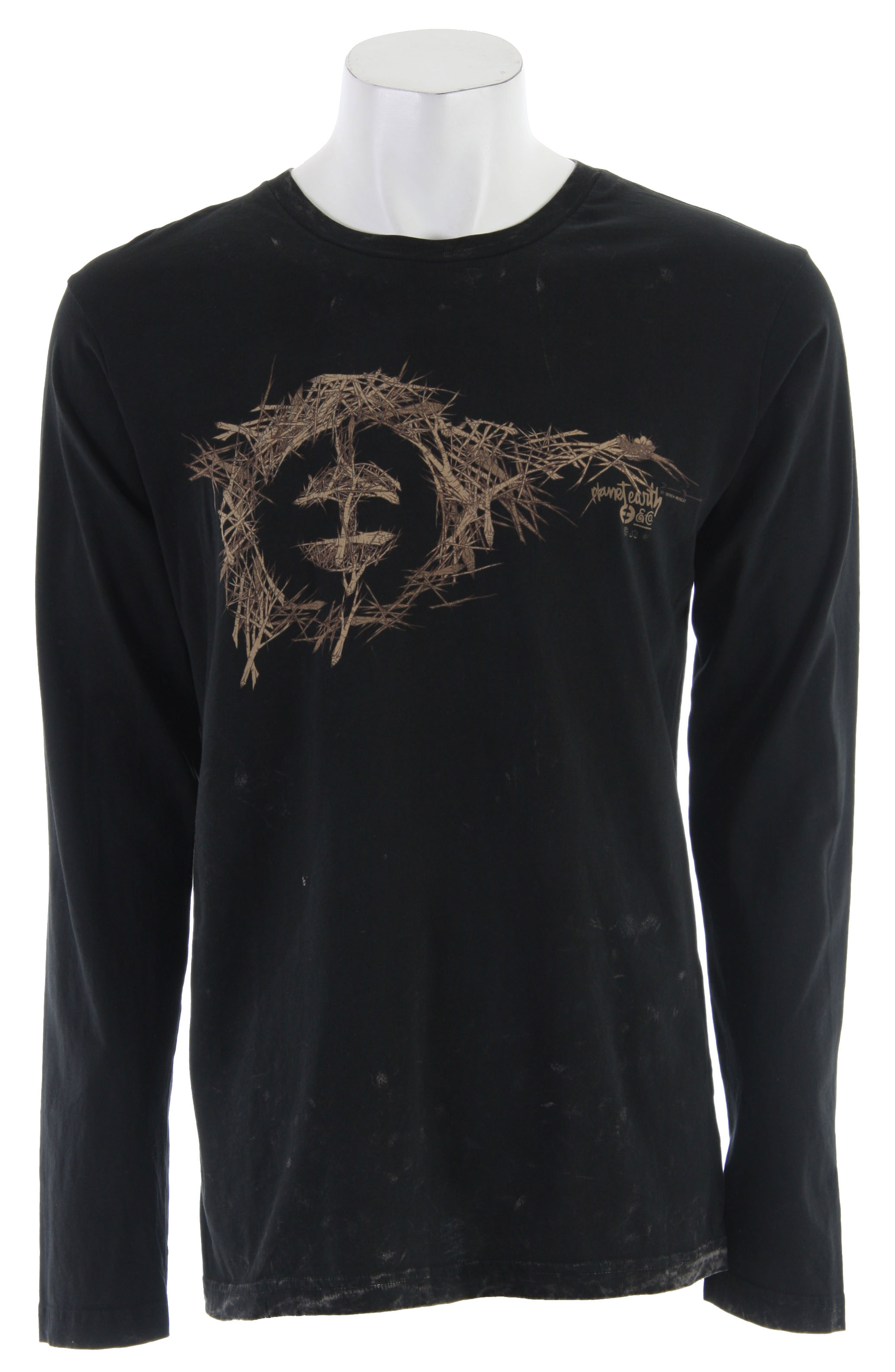 Planet Earth Muscat L/S T-Shirt - $9.95