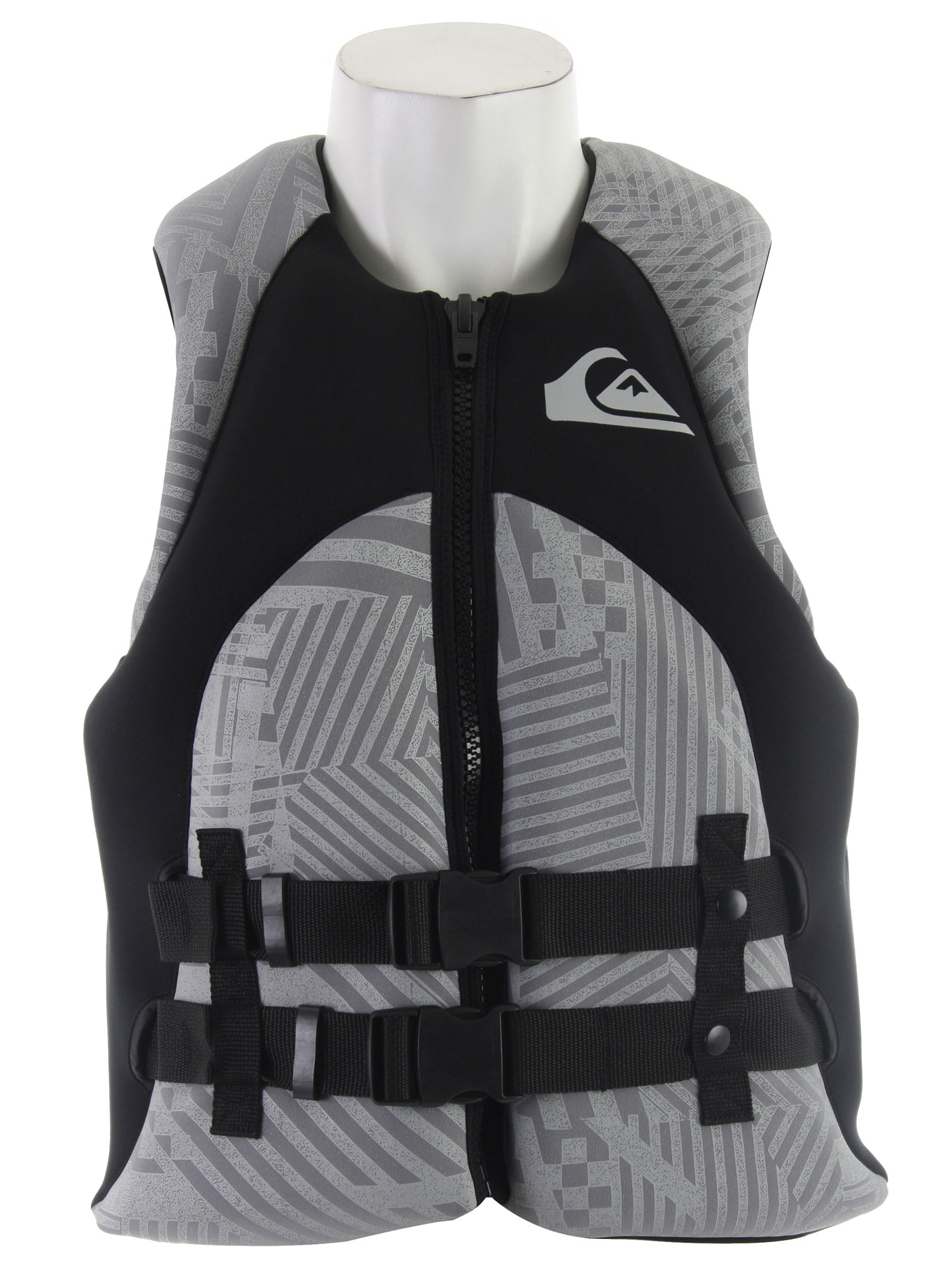 Wake Looking for the right vest to suit your active needs? The Quiksilver Rat Race Ignite USCG Vest is both durable and reliable. The quality is guaranteed, featuring 2 buckle front zip with hidden back straps. Rest assured, be safe and be ready to hit the race. Enjoy the race with the Quicksilver Rat Race Ignite USCG Vest and be pleased with the outcome.Key Features of the Quiksilver Rat Race Ignite USCG Vest: USCG approved PFD Flatlock stitched 2 buckle front zip with hidden back straps Quiksilver custom molded file - $83.95